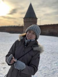 Нина Меньшова