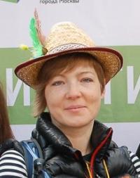 Анна Букреева