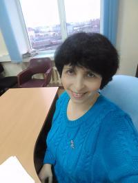Ирина Маматказина