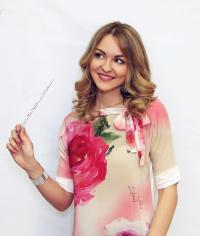 Виктория Елагина