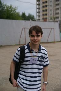 Антон Божко